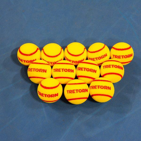 Tretorn Playball Foam Junior Balls