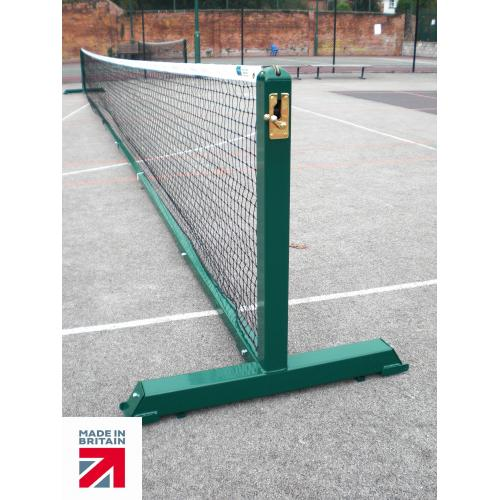 Fully Portable Free Standing Tennis Posts