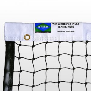 Match Play single top tennis net