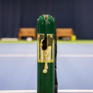 Round Tennis Post