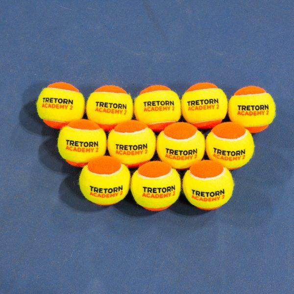 Tretorn Academy Orange Mini Balls