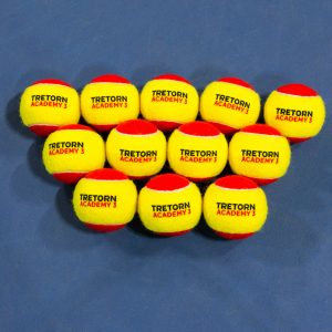 Tretorn Academy Red Mini Balls