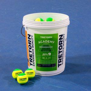 Tretorn Academy Green Mini Balls