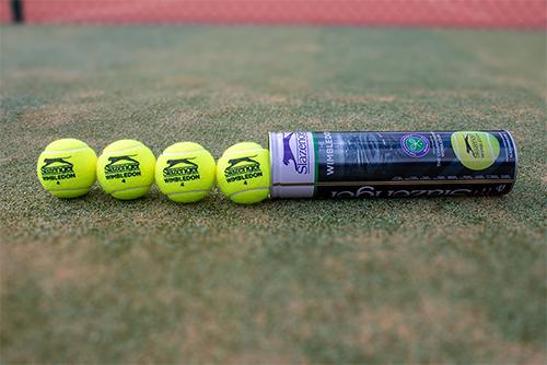 Used at Wimbledon