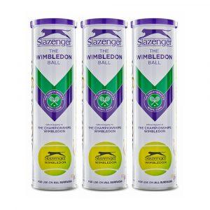 Slazenger Wimbledon Dozen